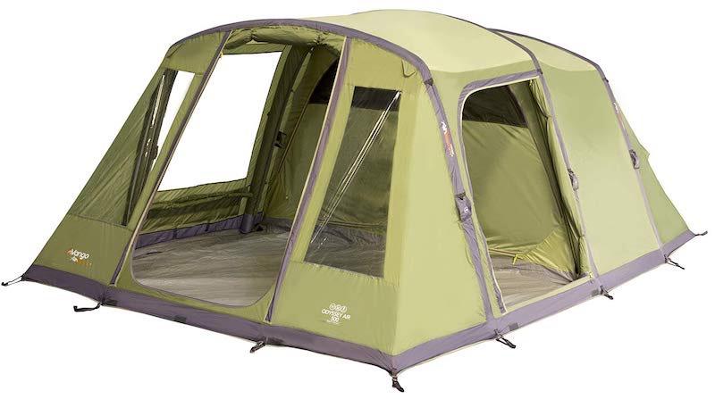 Vango Girls Odyssey Air: Aufblasbares Zelt für die ganze Familie