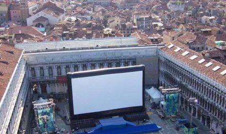 AIRSCREEN Markusplatz Venedig