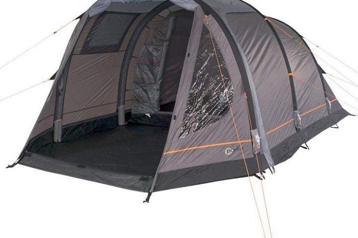 Aufblasbares Campingzelt Alfa 5 | Platz für bis zu fünf Personen