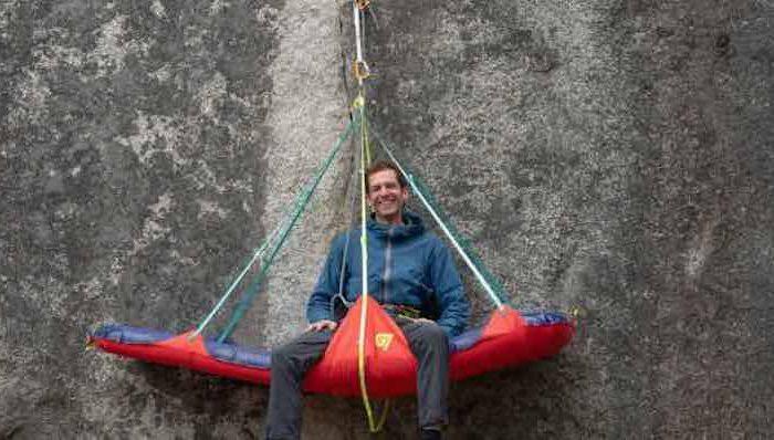 G7 Pod: Aufblasbare Pritsche/Luftmatratze für aktive Bergsteiger