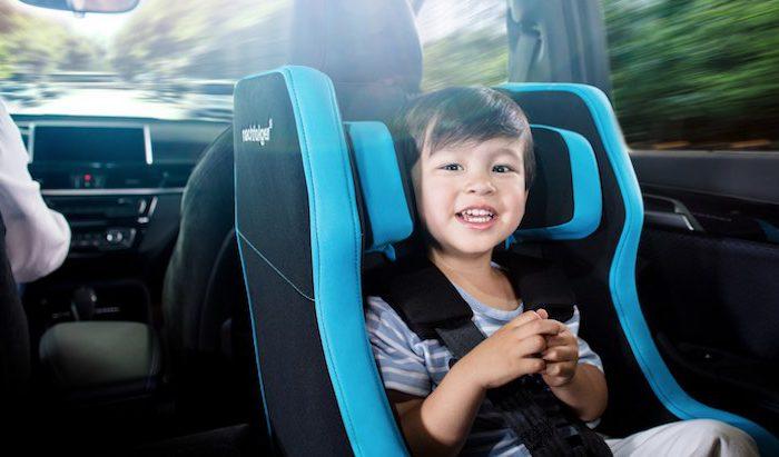 nachfolger HY5.1: Aufblasbarer Kindersitz von 0-5 Jahre