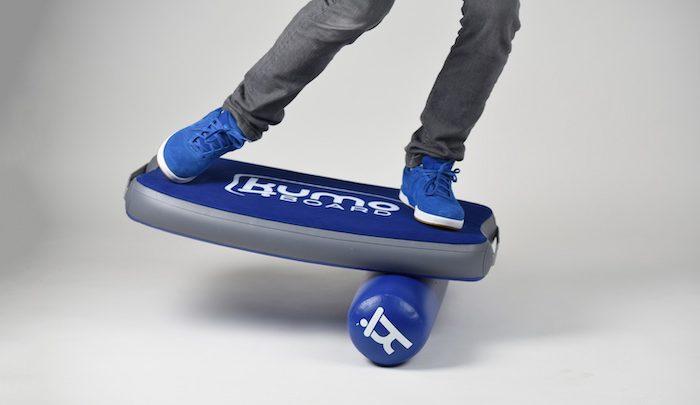 Aufblasbares Balance Board Kumo – Mehr Fitness im Heimtraining