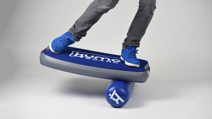 aufblasbares-Kumo-Balance-Board-Massage-Rolle-Beine