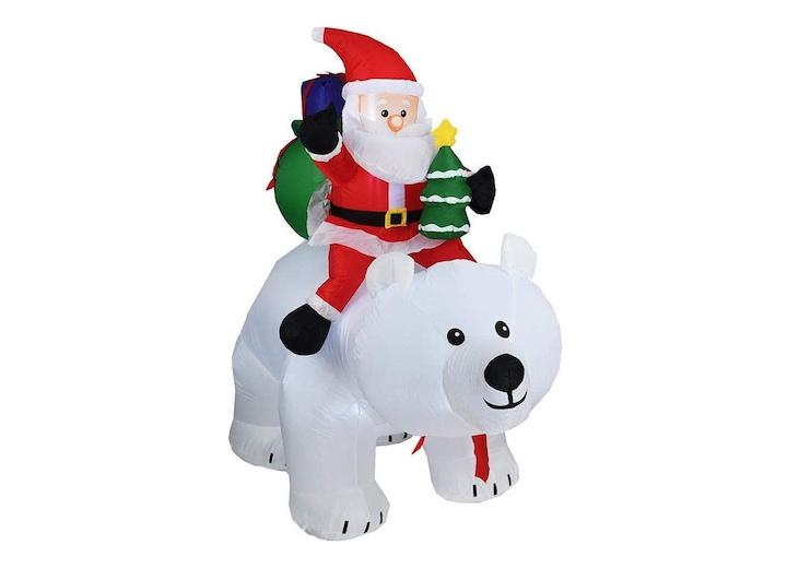 aufblasberer-Weihnachtsmann-Eisbär