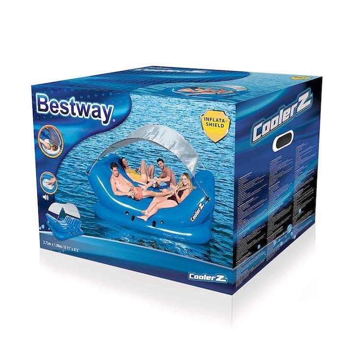 verpackung-kompakte-aufblasbare-schwimminsel