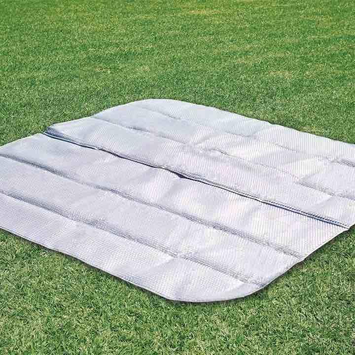 Bodenmatte-aufblasbarer-Whirlpool