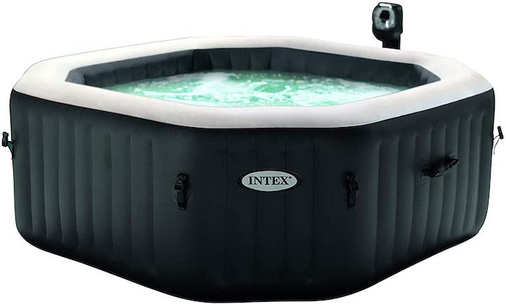 Intex-Pure-SPA-Octagon-Bubble