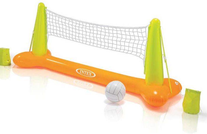 Intex Aufblasbares Volleyballnetz für mehr Spaß im Pool