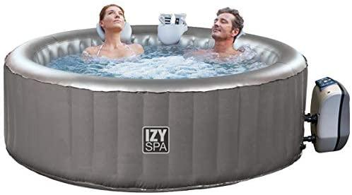 Netspa ISY Spa – günstiger aufblasbarer Whirlpool für nur 300 Euro