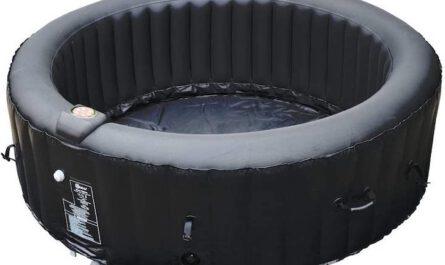BeneoSpa aufblasbarer Whirlpool aufgebaut
