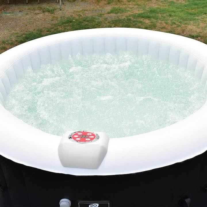 Bedieneinheit-aufblasbarer-Whirlpool
