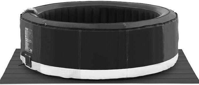 Uniprodo aufblasbare Whirlpools: Runde und Eckige Form für jeden Geschmack