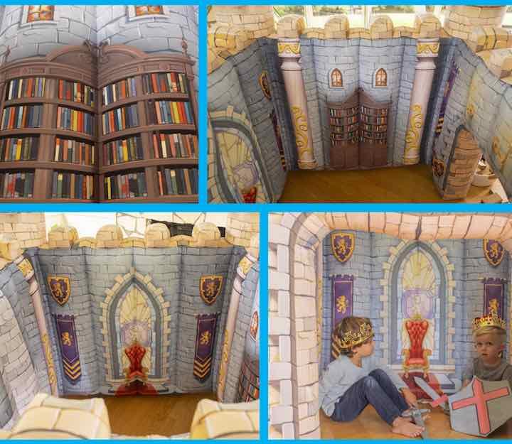 Innenansicht-aufbasbares-Spielhaus-von-Inflatable-Kingdoms