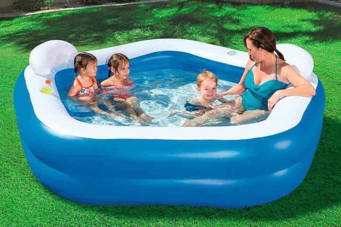 Bestway Family Pool: Besonderer Badespaß für die ganze Familie
